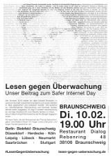 "Plakat ""Braunschweig"""