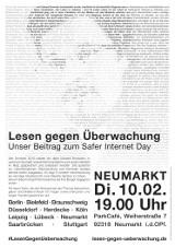 "Plakat ""Neumarkt"""