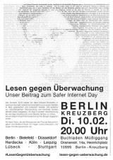 "Plakat ""Berlin Kreuzberg"""